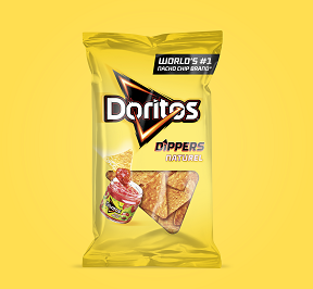 Doritos Dippers Natural
