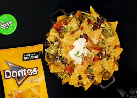 DORITOS® LOADED VEGGIE NACHOS
