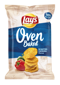 Lay's Oven Baked Roasted Paprika